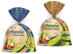 Lebanese Bread Package Range